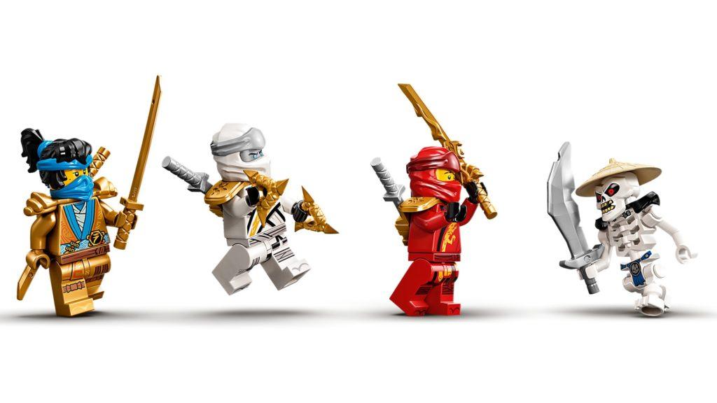 LEGO Ninjago 71753 Kais Feuerdrache | ©LEGO Gruppe