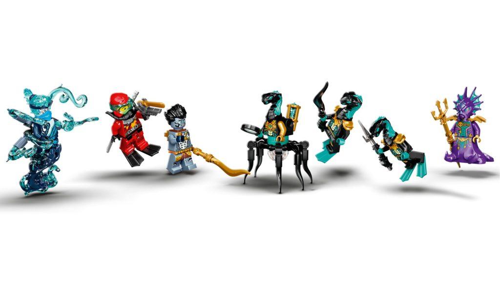 LEGO Ninjago 71755 Tempel des unendlichen Ozeans | ©LEGO Gruppe
