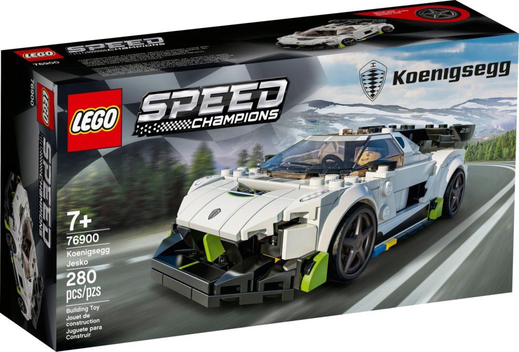LEGO Speed Champions 76900 Koenigsegg Jesko | ©LEGO Gruppe
