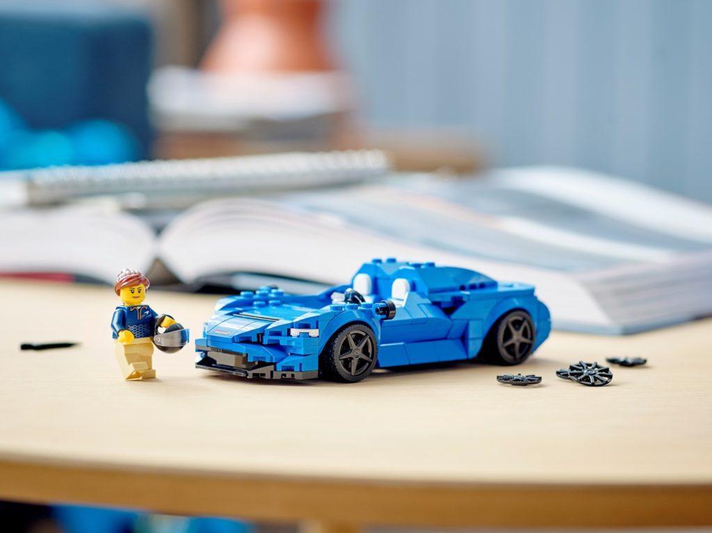 LEGO Speed Champions 76902 McLaren Elva | ©LEGO Gruppe