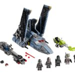 LEGO Star Wars 75314 The Bad Batch Attack Shuttle | ©LEGO Gruppe