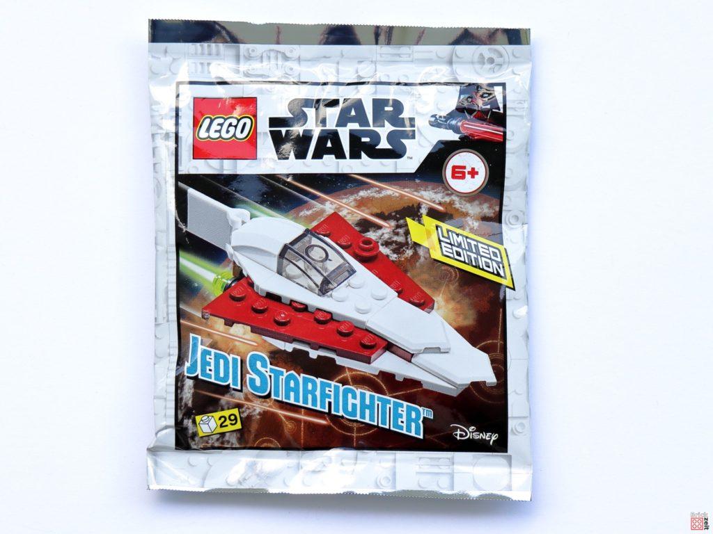 LEGO® Star Wars™ Jedi Starfighter Polybag (Item-Nr. 912172) | ©Brickzeit