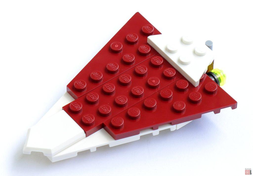 LEGO® Star Wars™ Jedi Starfighter im Bau | ©Brickzeit