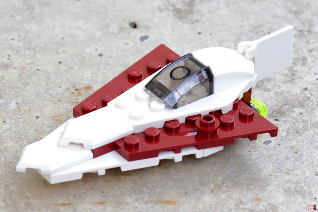 LEGO® Star Wars™ Jedi Starfighter (Item-Nr. 912172) | ©Brickzeit
