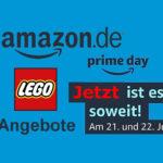 Amazon Prime Day 2021 - LEGO Angebote