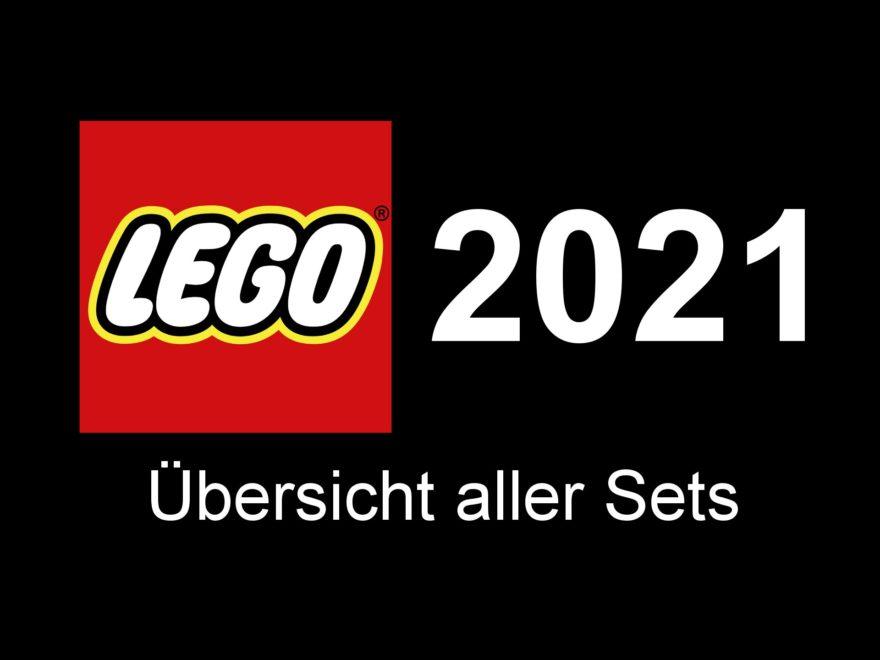 LEGO 2021 - Übersicht aller Sets
