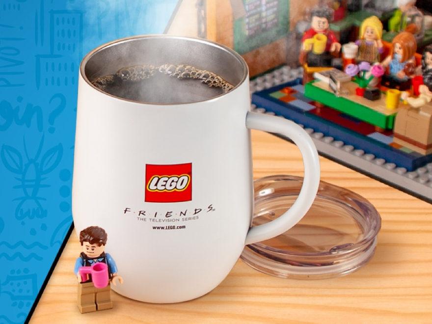 LEGO 5006068 Central Perk Tasse | ©LEGO Gruppe