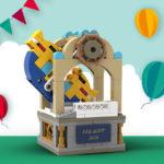 LEGO 5006746 Schiffschaukel als GWP | ©LEGO Gruppe
