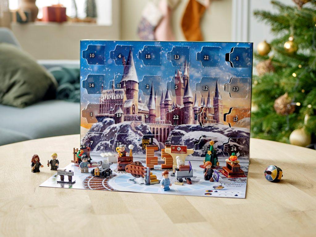 LEGO 76390 Harry Potter Adventskalender 2021 | ©LEGO Gruppe