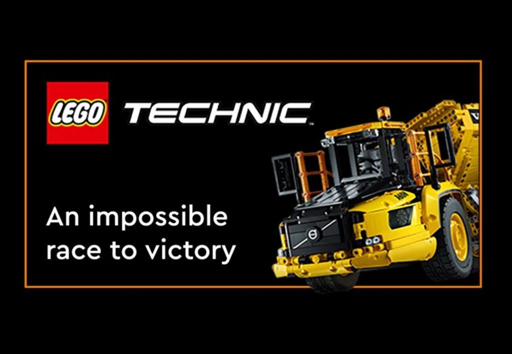 LEGO Technic auf der LEGO CON 2021   ©LEGO Gruppe