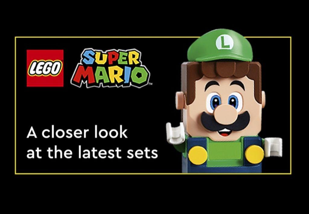 LEGO Super Mario auf der LEGO CON 2021   ©LEGO Gruppe