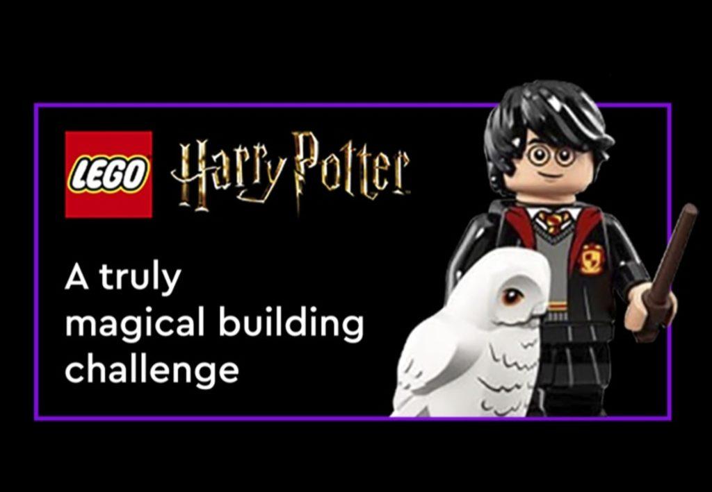 LEGO Harry Potter auf der LEGO CON 2021   ©LEGO Gruppe