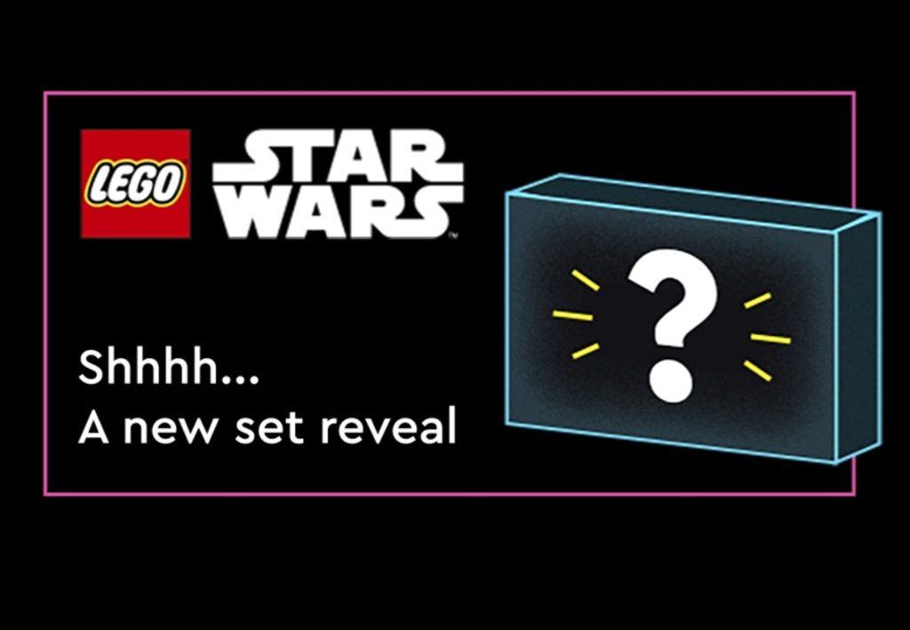 Neues LEGO Star Wars Set auf der LEGO CON 2021   ©LEGO Gruppe