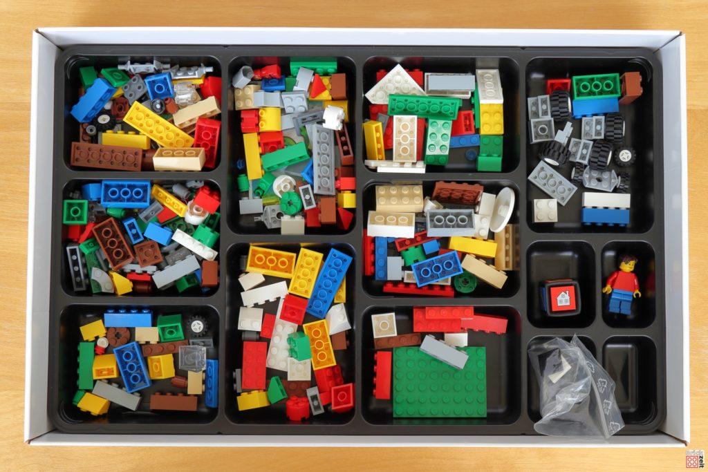 LEGO 3844 Creationary - Jede Menge Steine | ©Brickzeit