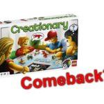 LEGO Creationary - Comback als Gratisbeigabe?