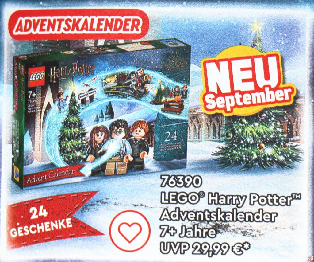 LEGO Harry Potter 76390 Adventskalender
