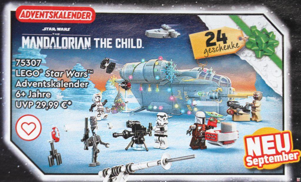 LEGO Star Wars 75307 Adventskalender