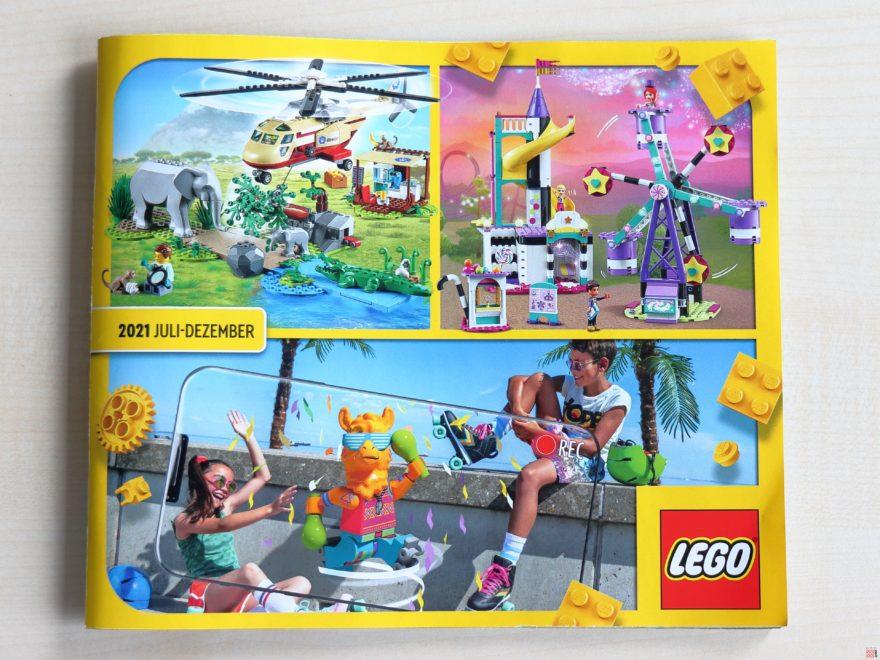 LEGO Katalog 2. Halbjahr 2021