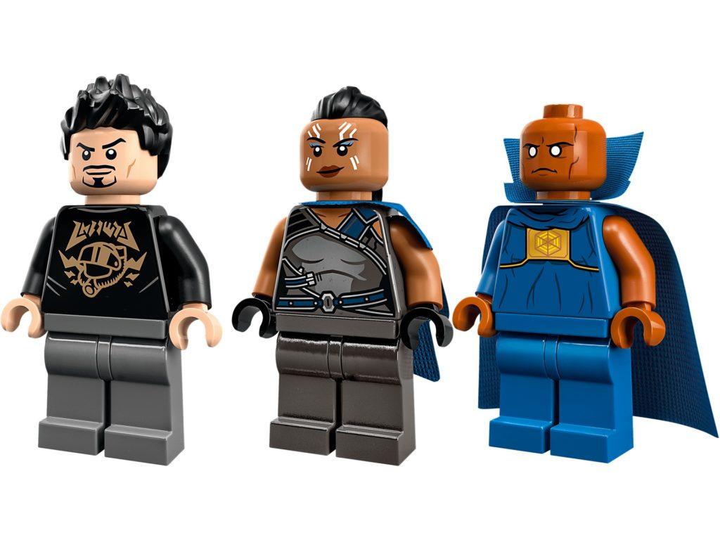 LEGO Marvel 76194 Tony Starks sakaarianischer Iron Man | ©LEGO Gruppe