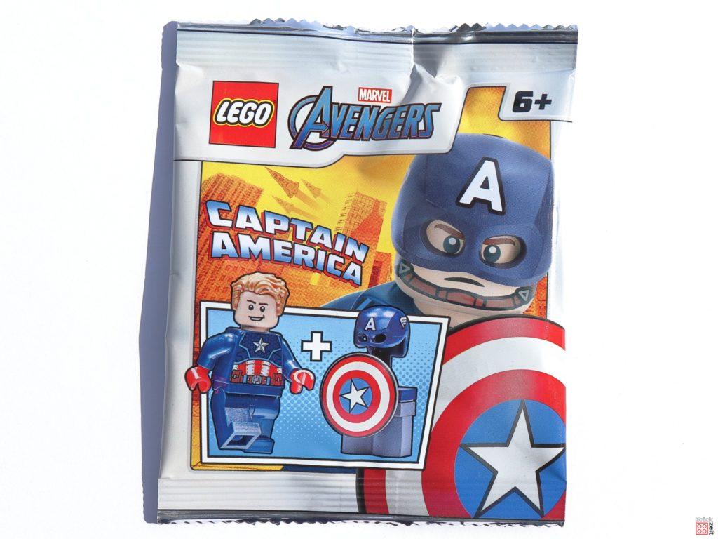 LEGO Marvel Captain America Polybag, Item-Nr.: 242106 | ©Brickzeit
