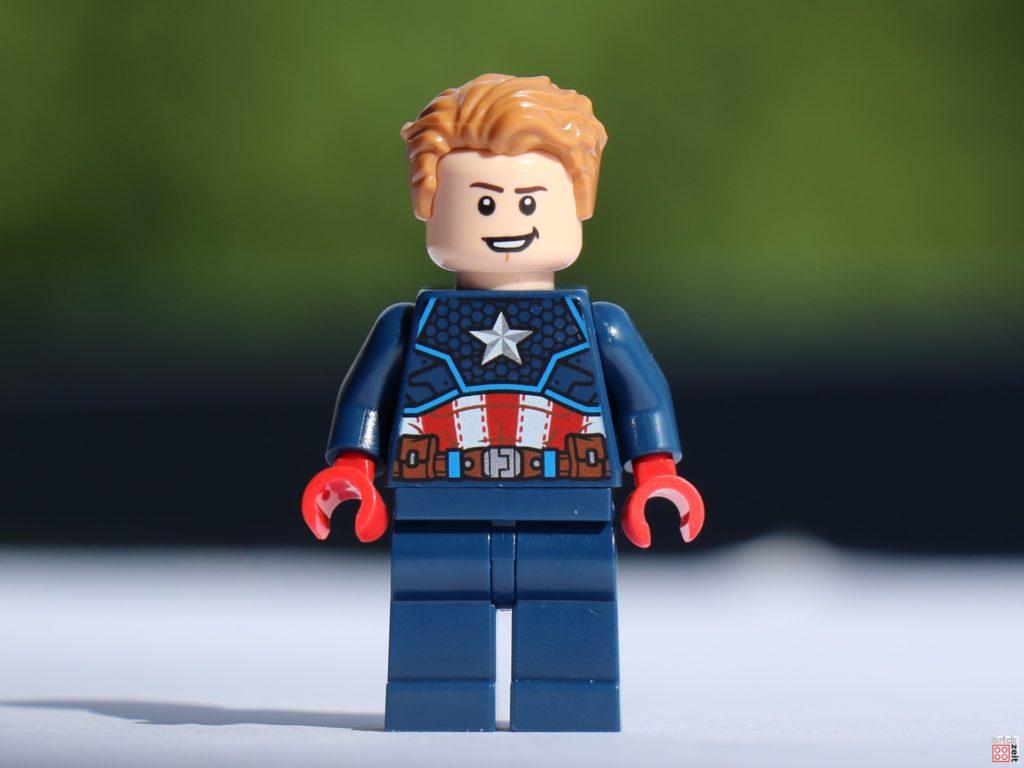 Steve Rogers, Vorderseite | ©Brickzeit