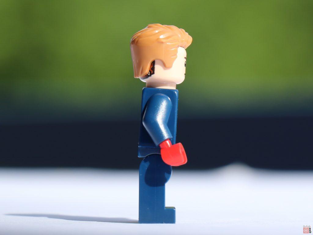 Steve Rogers, rechte Seite | ©Brickzeit
