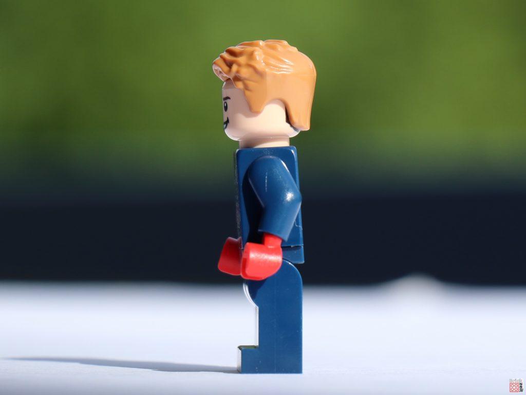 Steve Rogers, linke Seite | ©Brickzeit