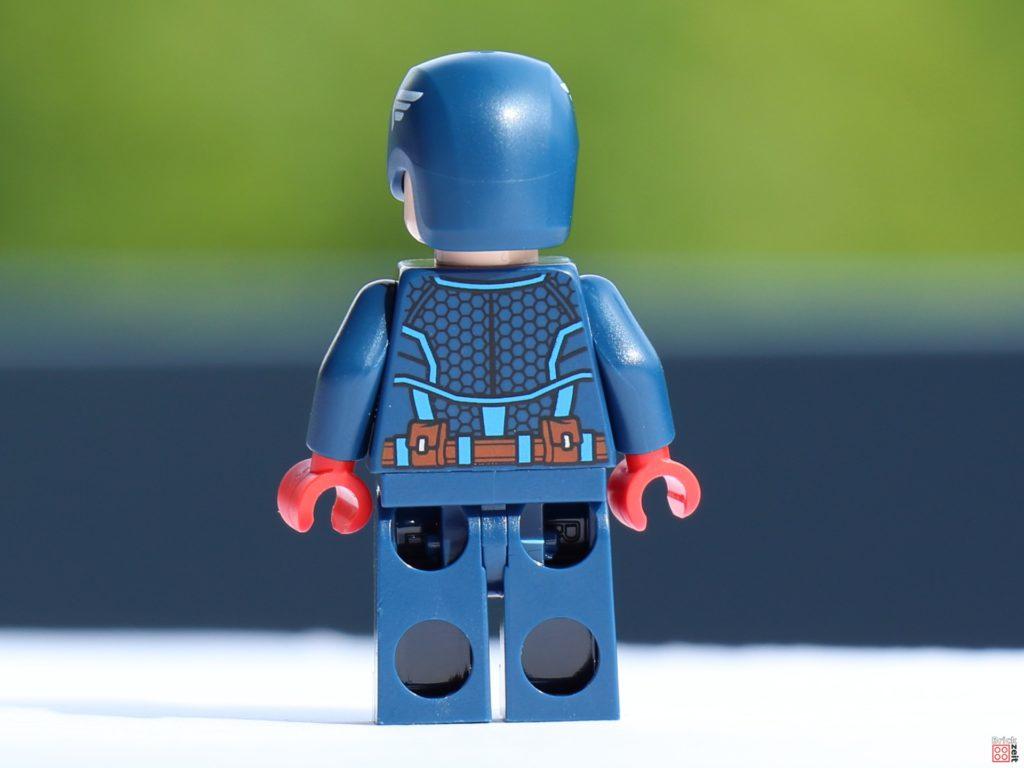 Captain America, Rückseite | ©Brickzeit