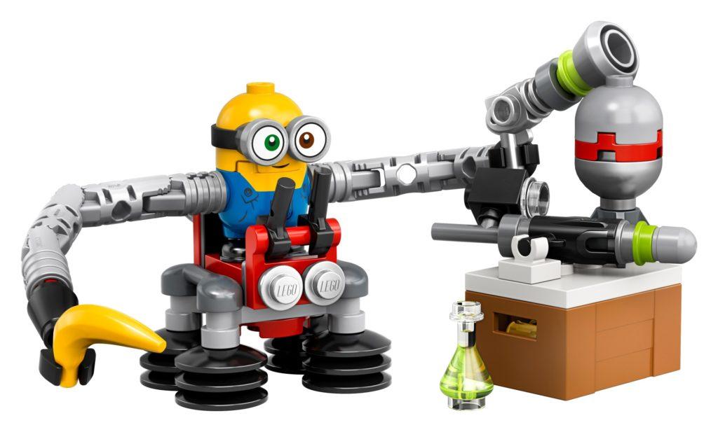 LEGO 30387 Minion Bob mit Roboterarmen   ©LEGO Gruppe