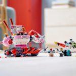 LEGO Monkie Kid 80026 Pigsys Nudelwagen | ©LEGO Gruppe