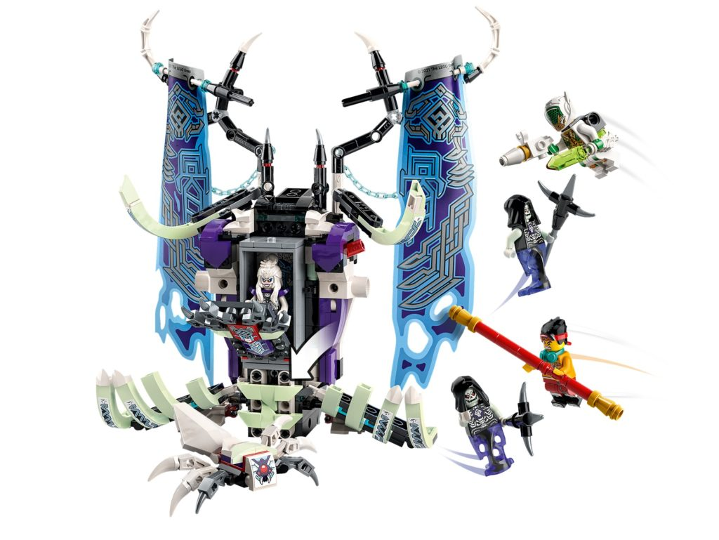 LEGO Monkie Kid 80028 Bone Demon   ©LEGO Gruppe