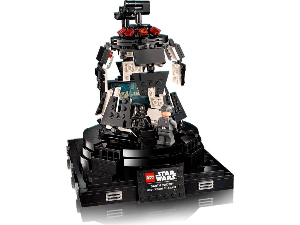 LEGO Star Wars 75296 Darth Vader Meditationskammer | ©LEGO Gruppe