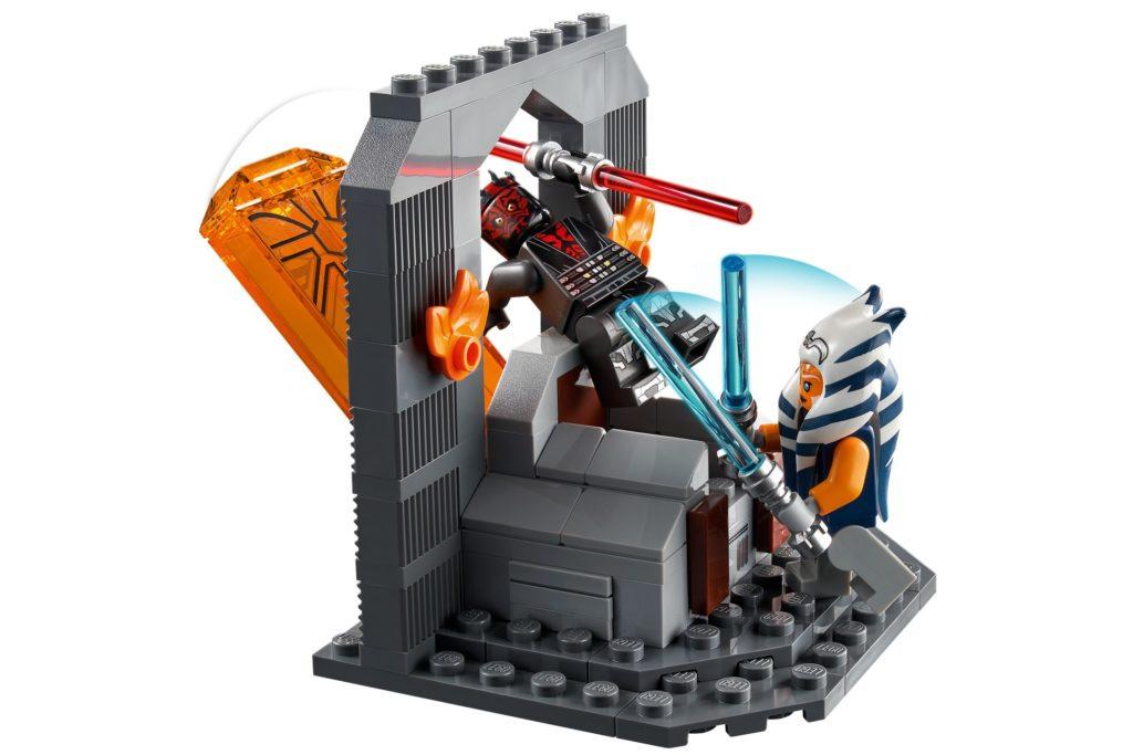 LEGO Star Wars 75310 Duell auf Mandalore   ©LEGO Gruppe
