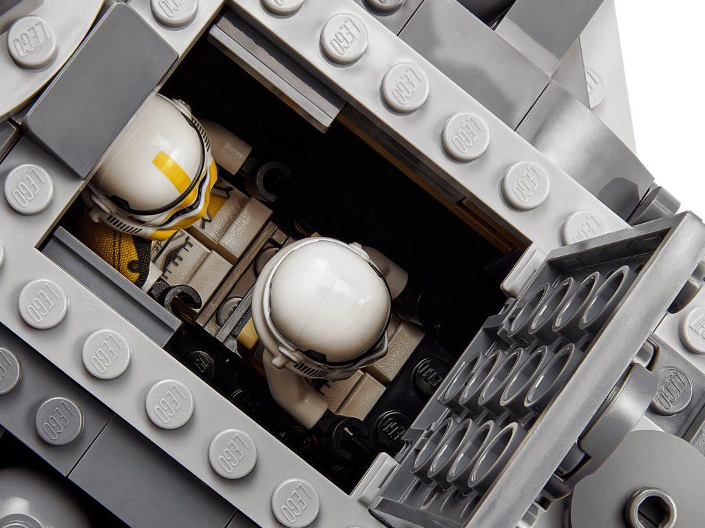 LEGO Star Wars 75311 Imperialer Marauder   ©LEGO Gruppe