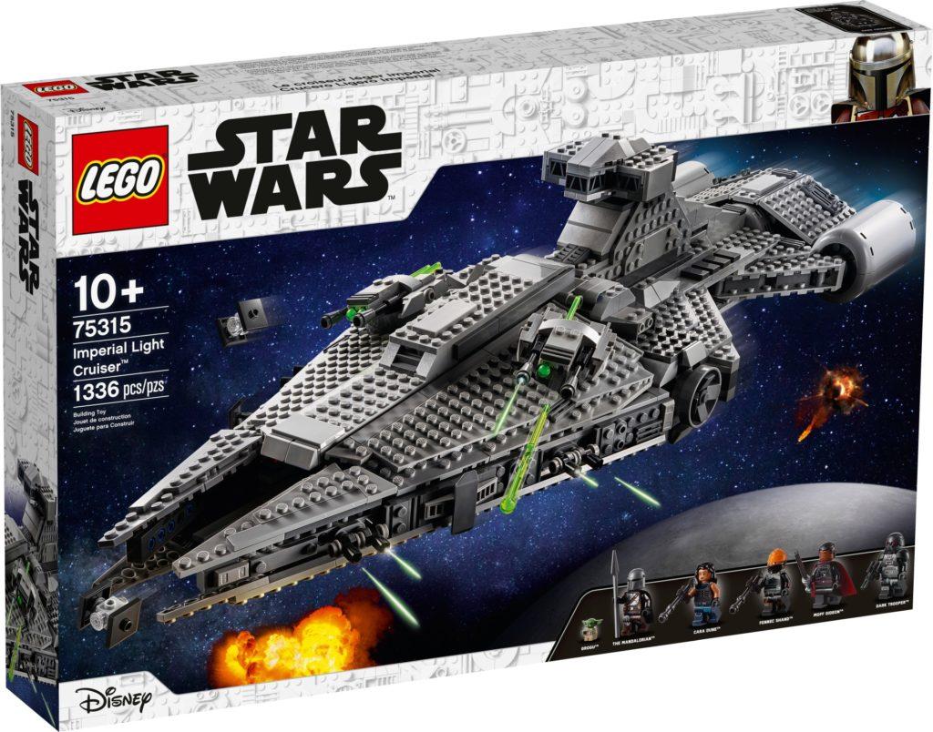 LEGO Star Wars 75315 Imperial Light Cruiser   ©LEGO Gruppe
