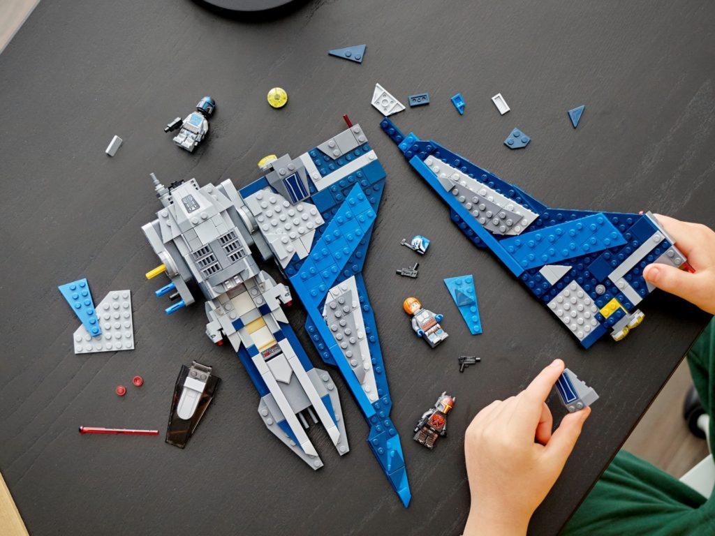 LEGO Star Wars 75316 Mandalorian Starfighter   ©LEGO Gruppe