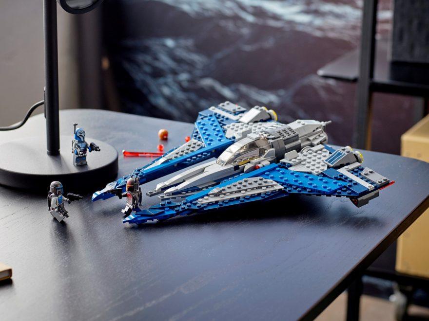 LEGO Star Wars 75316 Mandalorian Starfighter | ©LEGO Gruppe