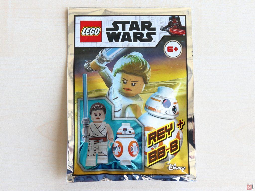 LEGO Star Wars Rey und BB-8 Polybag. Item-Nr, 912173 | ©Brickzeit