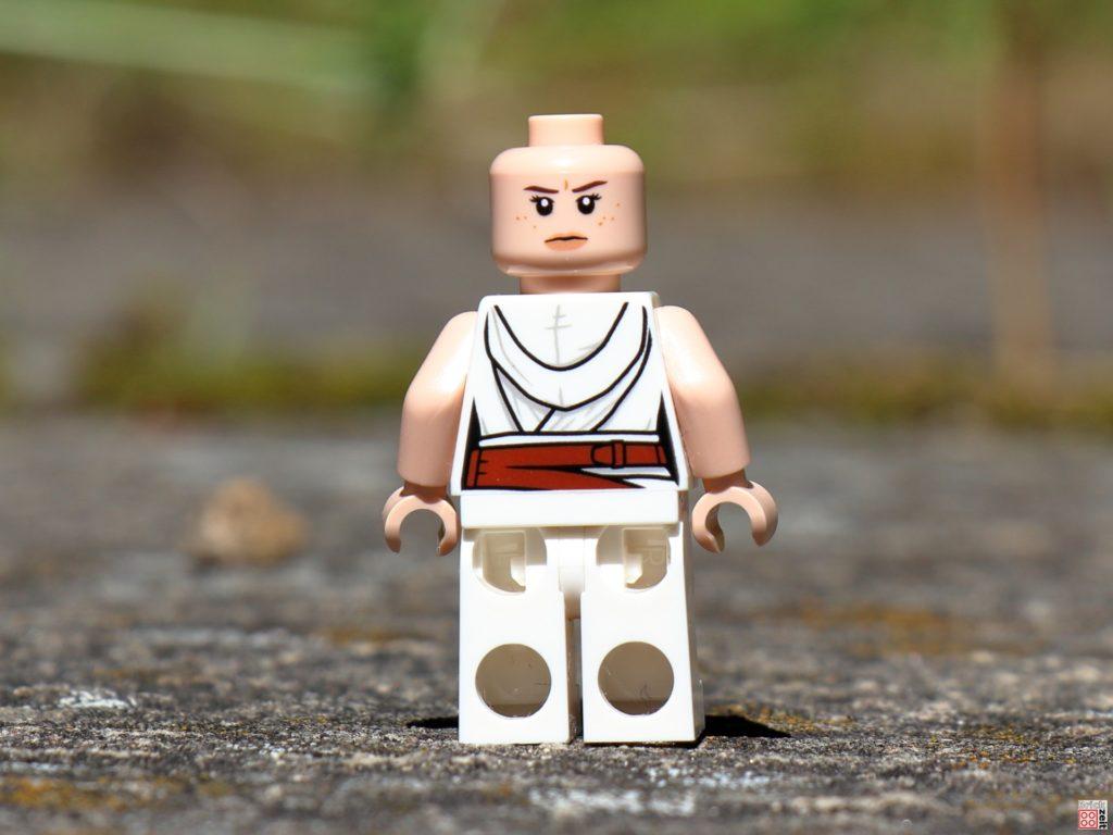 Rey aus LEGO Star Wars Magazin Nr. 73 | ©Brickzeit