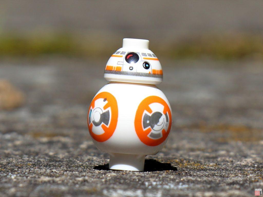 BB-8 aus LEGO Star Wars Magazin Nr. 73 | ©Brickzeit
