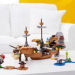 LEGO Super Mario 71391 Bowsers Luftschiff – Erweiterungsset | ©LEGO Gruppe