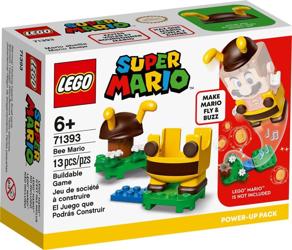 LEGO Super Mario 71393 Bienen-Mario Anzug | ©LEGO Gruppe
