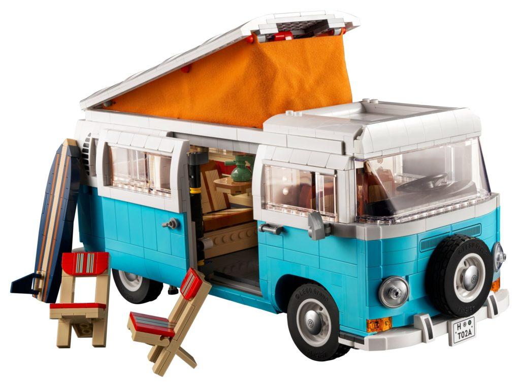 LEGO 10279 Volkswagen T2 Campingbus | ©LEGO Gruppe
