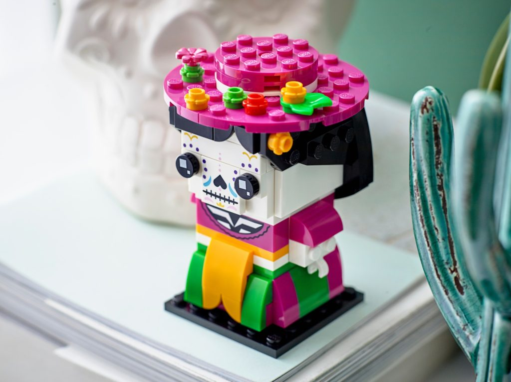 LEGO Brickheadz 40492 La Catrina | ©LEGO Gruppe