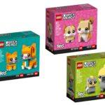 LEGO Brickheadz Neuheiten August 2021