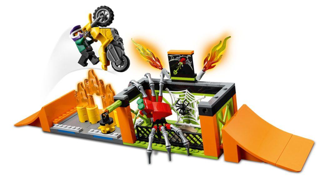 LEGO City 60293 Stunt Park   ©LEGO Gruppe
