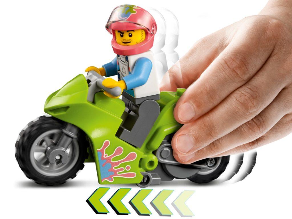 LEGO City 60295 Stuntshow-Arena   ©LEGO Gruppe