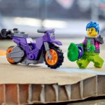 LEGO City 60296 Wheelie-Stuntbike | ©LEGO Gruppe