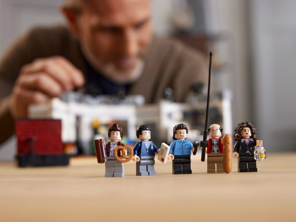 LEGO Ideas 21328 Seinfeld | ©LEGO Gruppe