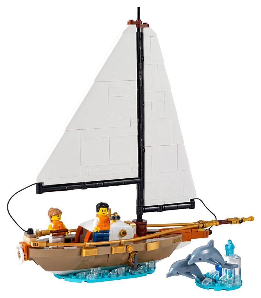 LEGO Ideas 40487 Segelbootabenteuer | LEGO Gruppe